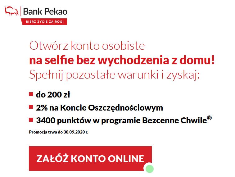 150 zł za konto w Banku Pekao SA