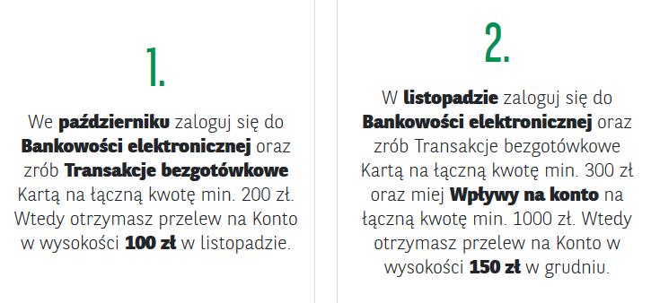 250 zł za konto w BNP Paribas w akcji Premia na każdą kieszeń