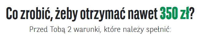 350 zł za konto w akcji Premiuj z BNP Paribas