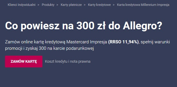 375 zł za konto w BNP Paribas w akcji Zakupowy szał