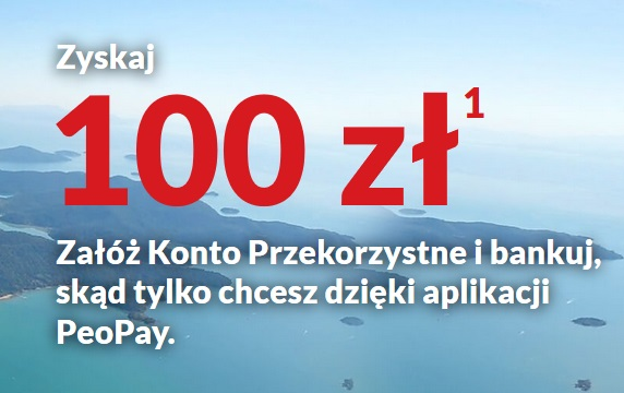 150 zł za konto w Banku Pekao