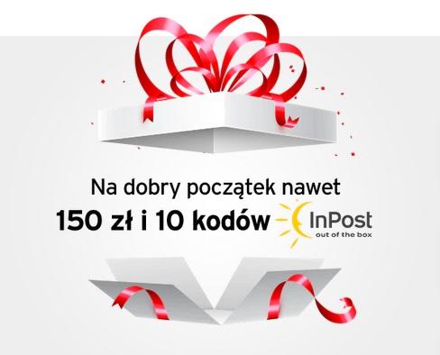 150 zł za konto w Citibanku i 10 darmowych przesyłek Inpost