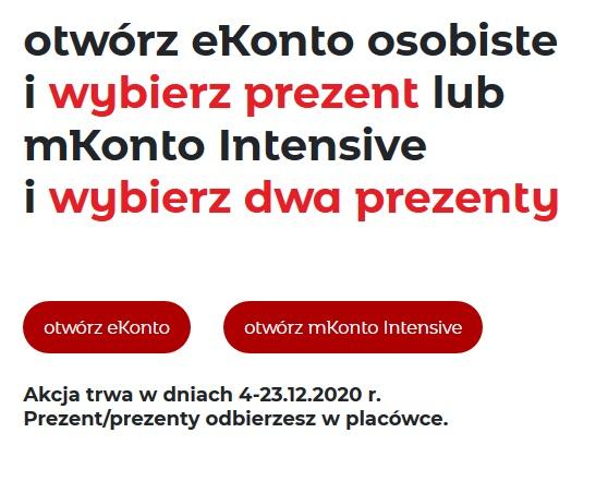 250 zł za konto w Banku Millennium plus 20 zł na goodie