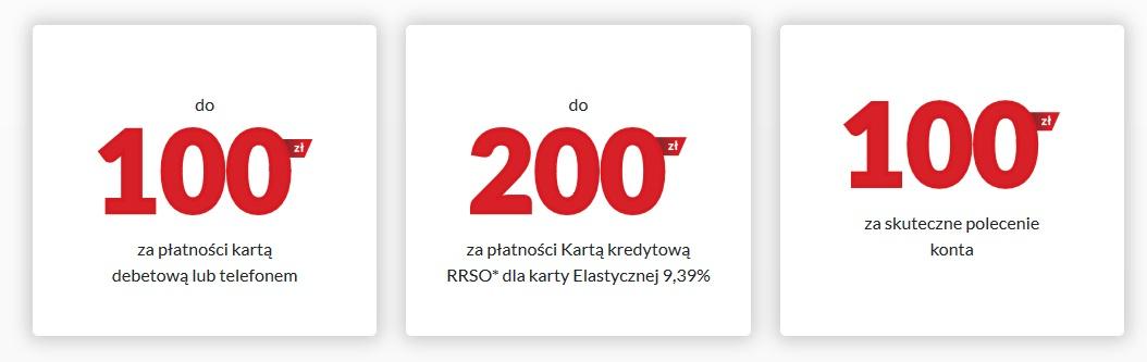 150 zł za konto w Getin Banku i konto oszczędnościowe na 1,20%
