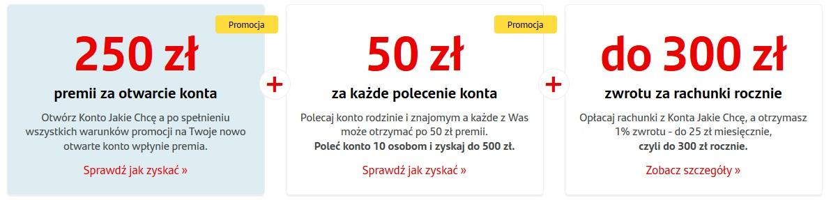 300 zł za konto w Santanderze w akcji Twoje Konto z premią
