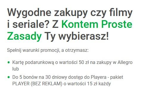 50 zł i 50 zł i 80 zł dla polecającego za konto w Getin Banku