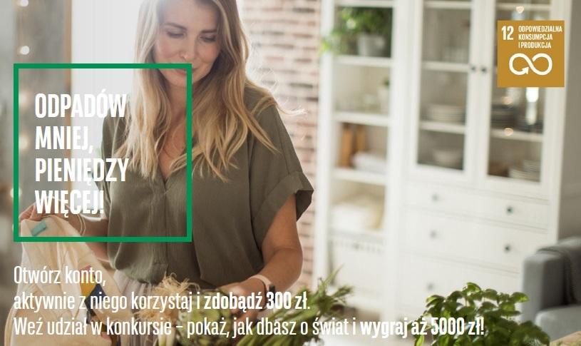 300 zł za konto w BNP Paribas
