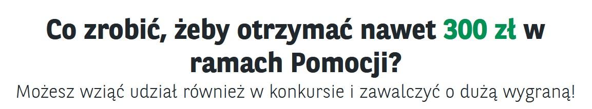 300 zł za konto w BNP Paribas oraz konkurs z szansą na 5.000 zł.