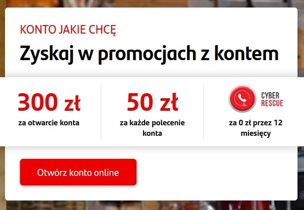 350 zł za konto w Banku Millennium